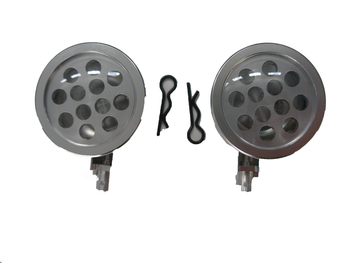 Aluminum Baja Light Pods (set of 2)