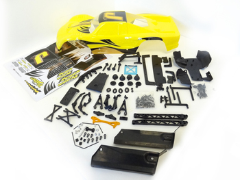 5B to 5T Truck Conversion Kit & Body (yellow)