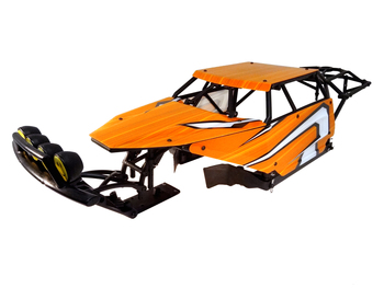 Class 1 Baja HD Roll Cage & Panel Kit (orange)