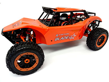 1/5 King Motor Ready To Run Blade 34cc Gas Class One Buggy