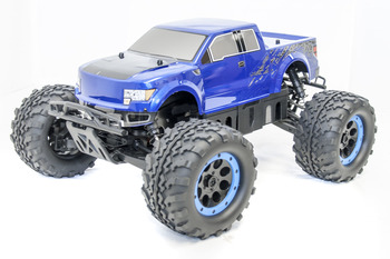 1/8 Scale RTR Tyrant 2 Brush-less 4WD Monster Truck